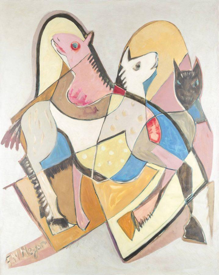 Schrei der Pferde, 1966/67