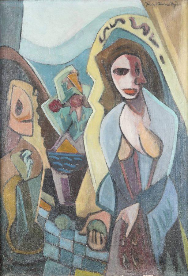 Verzauberung, 1956