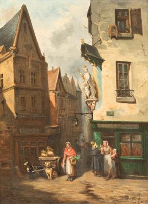 Altstadtszene