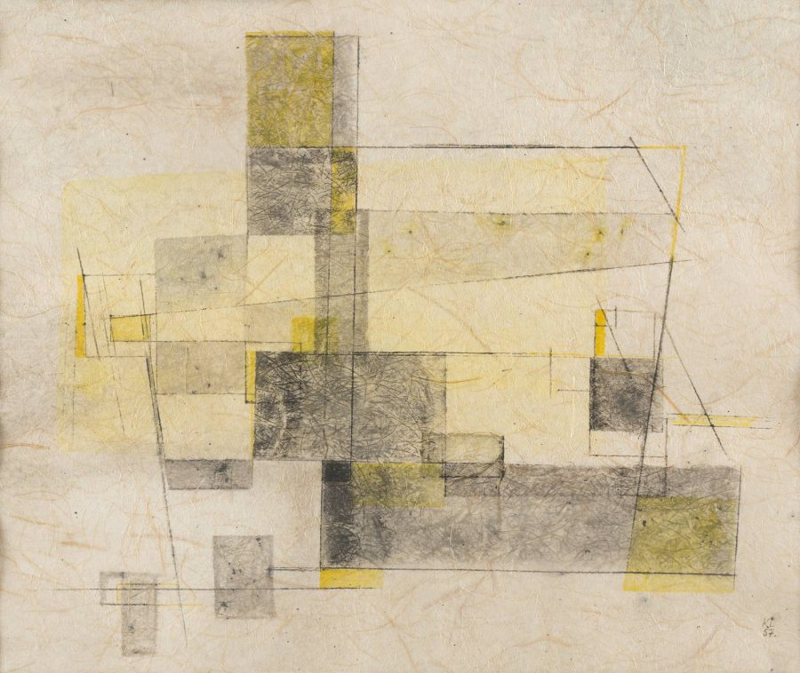 Konstruktion Schwarz-Gelb