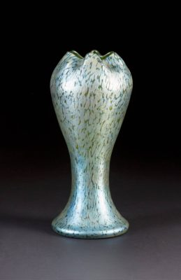 Grosse Vase 'Creta Papillon'