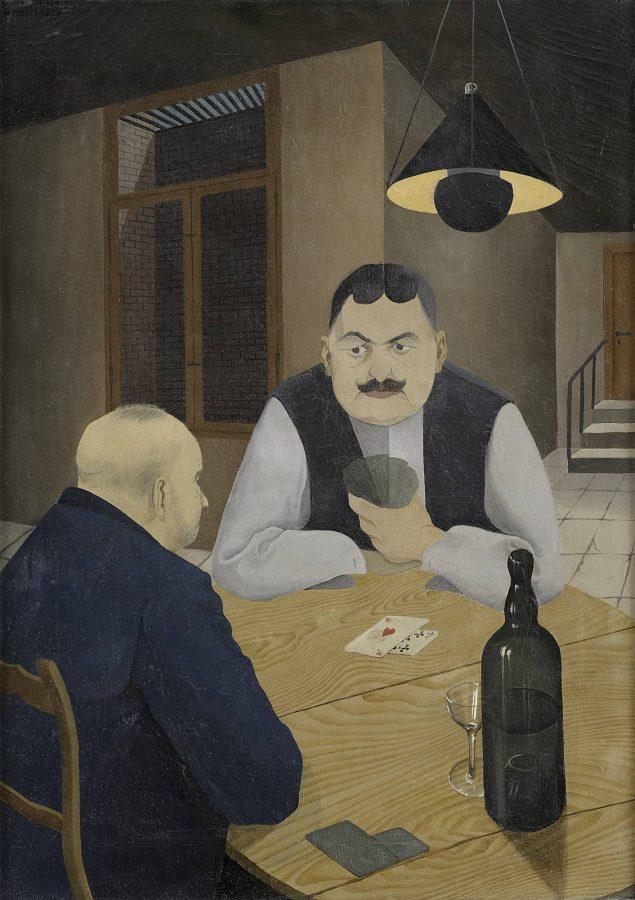 Ecartéspieler, 1926