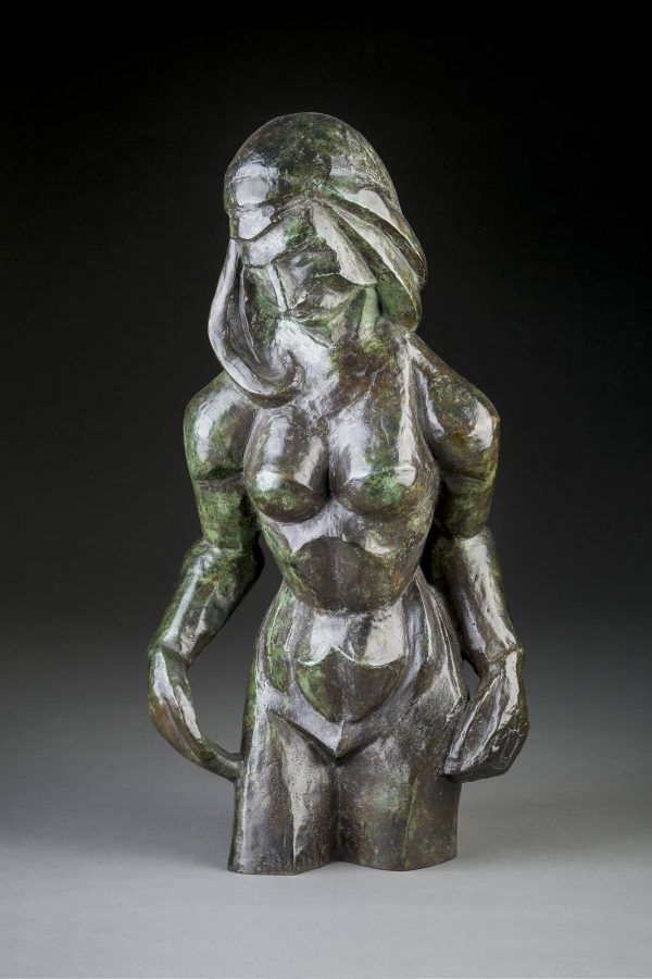 'Italienisches Mädchen' (posthumer Guss)