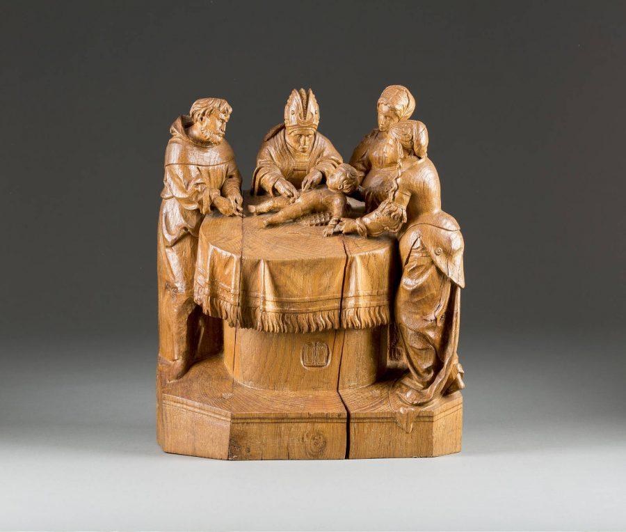 CIRCUMCISION CHRISTI (BESCHNEIDUNG)
