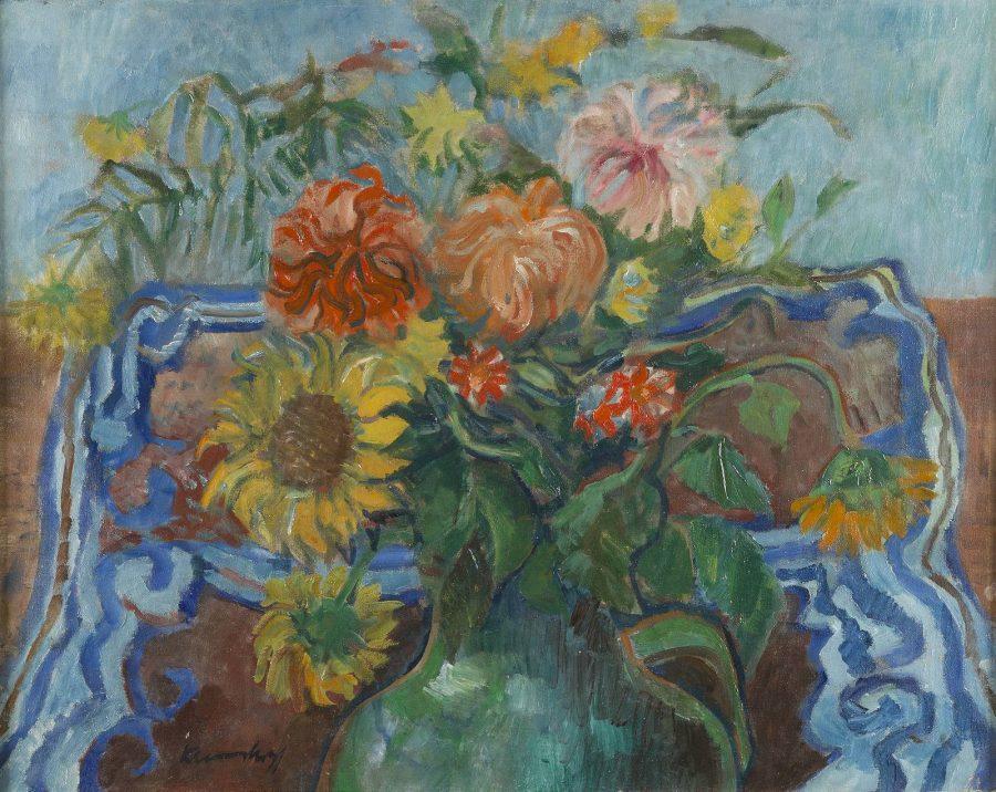 Blumenstillleben, 1937