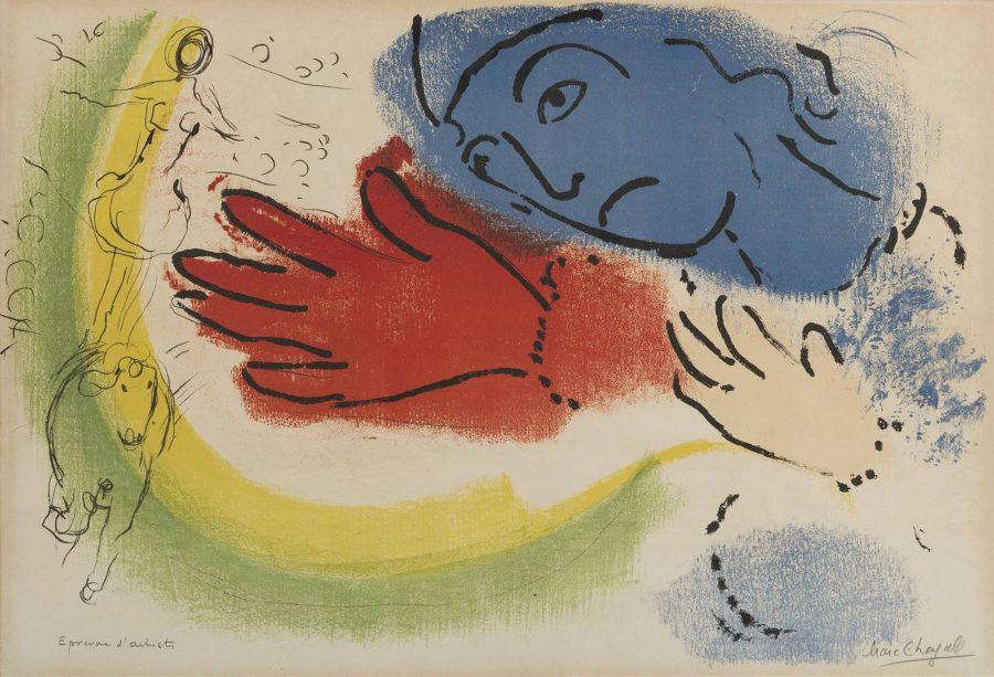 'L'Écuyère' (Kunstreiterin) (1956)