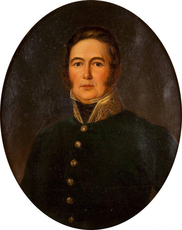 PORTRÄT DES HANS ADOLPH EHRENREICH VON SCHÖNBERG (1786-1838)