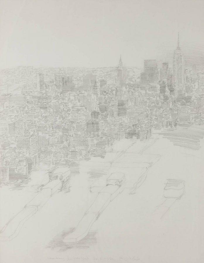 'Verankerung für New York'
