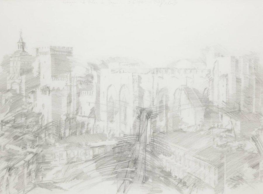'Avignon – Le Palais des Papes'