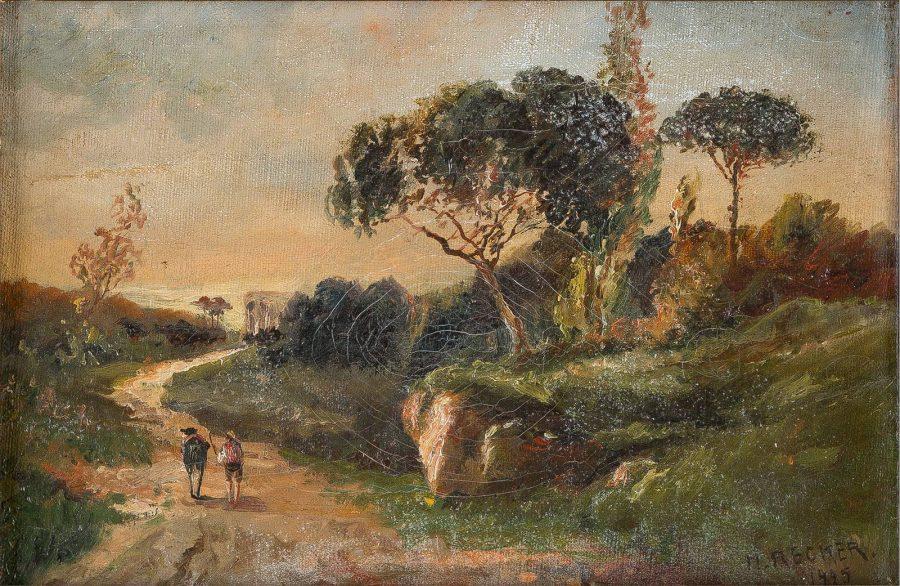 'VIA APPIA – ROMA'