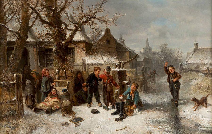 'Winter fun' ('Winterspaß')