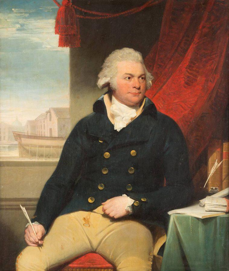 Portrait eines Gentleman – vermutlich des William Layman (1768-1826)