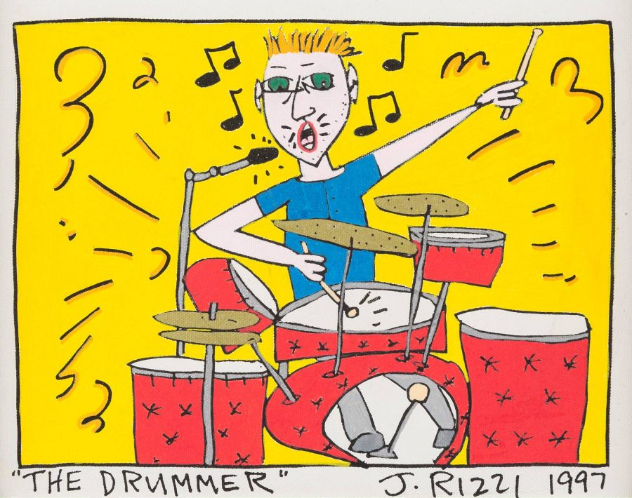 'THE DRUMMER'