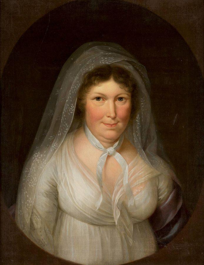 KÖNIGIN FRIEDERIKE LUISE VON PREUßEN (1751- 1805), GEBORENE PRINZESSIN VON HESSEN- DARMSTADT