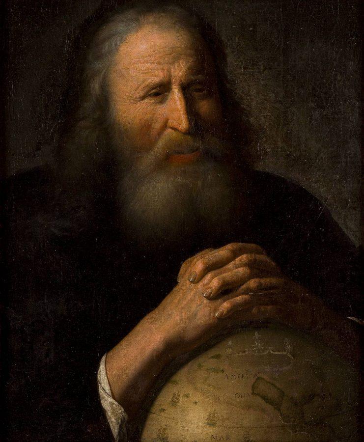 Der weinende Philosoph Heraklit