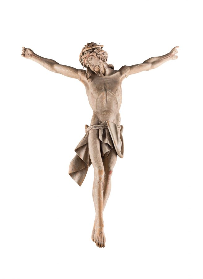 GROSSFORMATIGER KORPUS CHRISTI