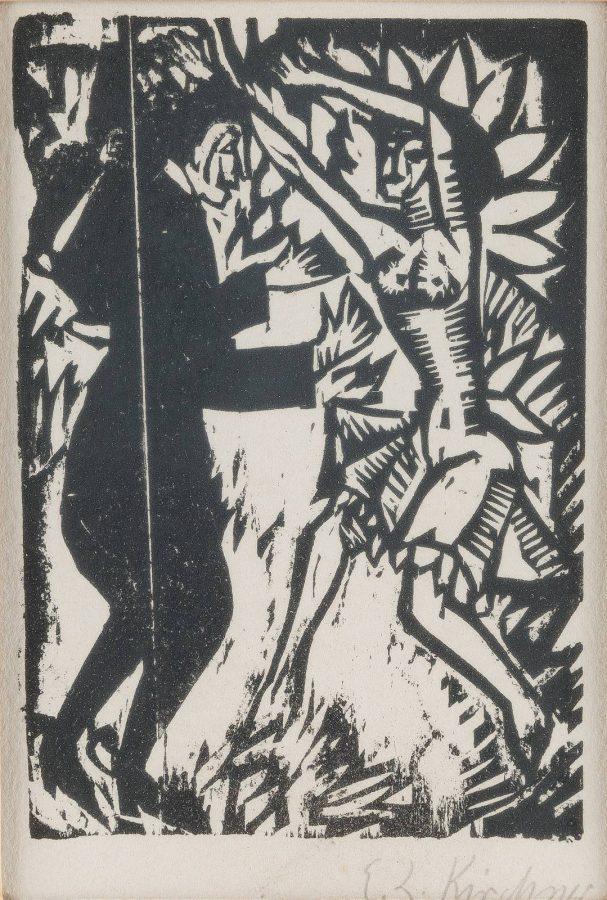BEGEGNUNG (1913)