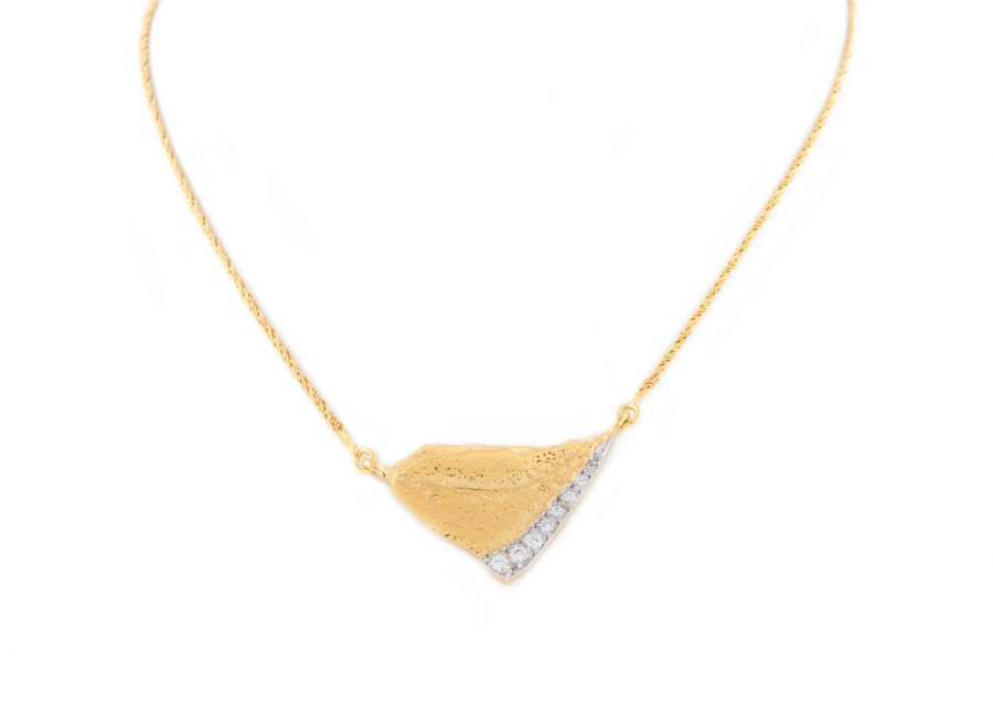 DIAMANT-COLLIER