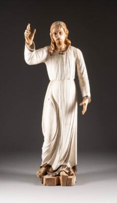 MONUMENTALE CHRISTUSFIGUR