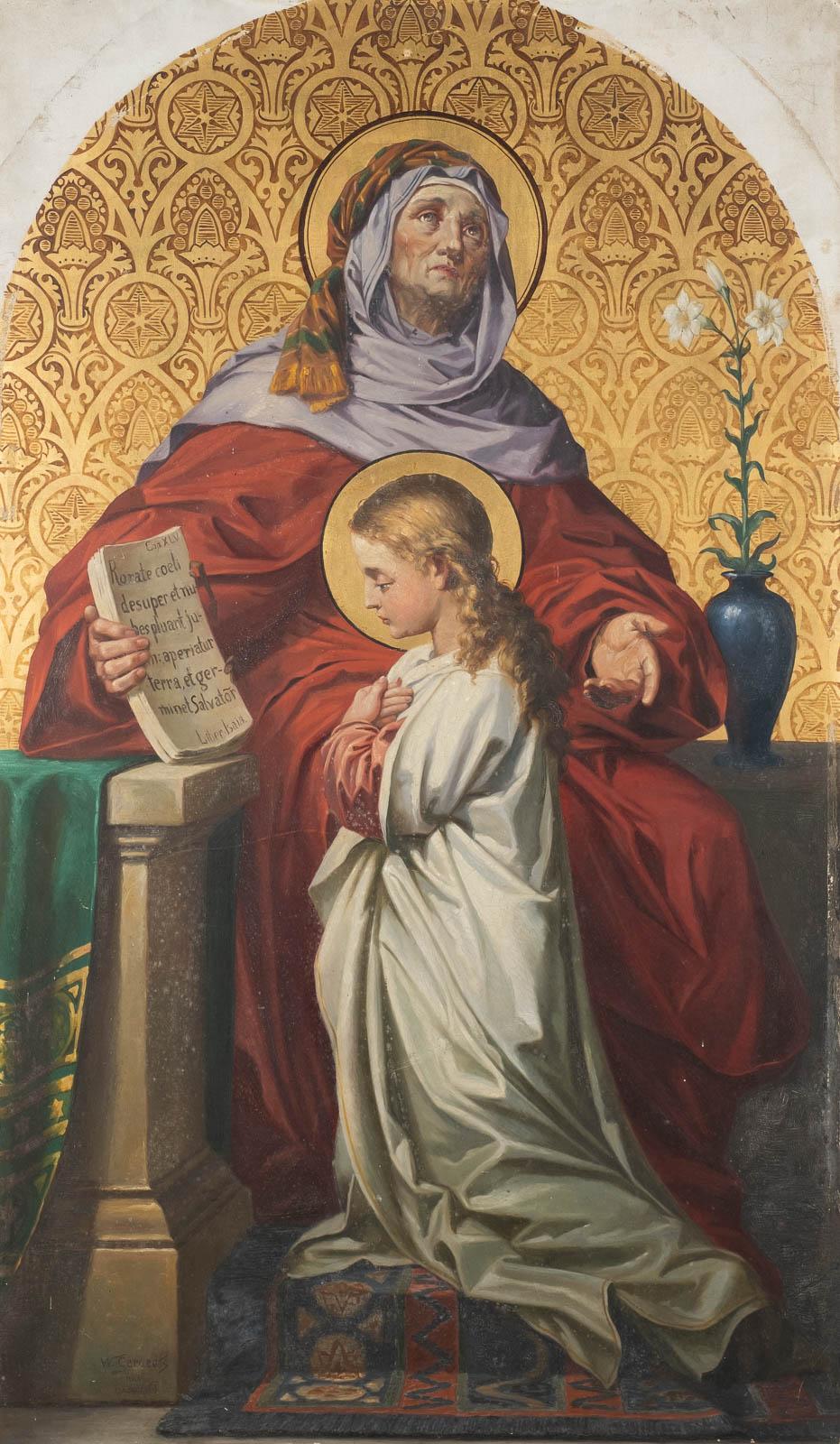 Heilige Maria Gebet