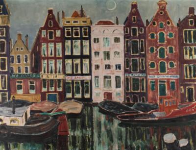 'DAMRAK AMSTERDAM' (1957)