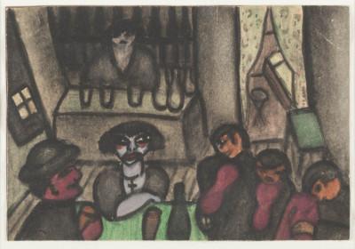 IN DER KNEIPE (1938)