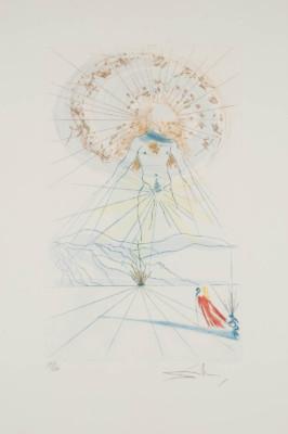 'DER BRÄUTIGAM HÜPFT ÜBER DIE BERGE' (AUS: 'DAS HOHE LIED DES SALOMON', 1971)