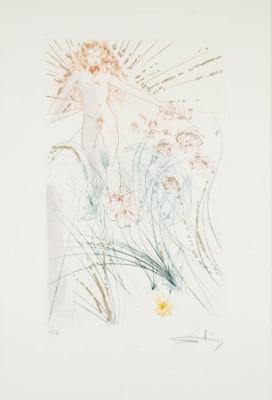 'DER GELIEBTE WEIDET ZWISCHEN DEN LILIEN' (AUS: 'DAS HOHE LIED DES SALOMON', 1971)