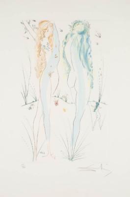 'KEHR ZURÜCK, SULAMIT' (AUS: 'DAS HOHE LIED DES SALOMON', 1971)