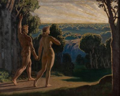 DER SONNE ENTGEGEN (UM 1920)