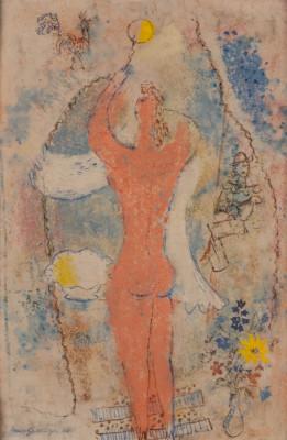 BEI DER TOILETTE (1946)