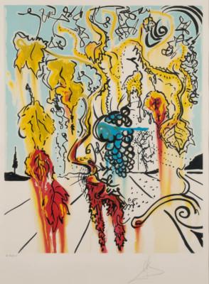 'PORTRAIT OF AUTUMN' (THE JOYS OF BACCHUS, 1979/80)