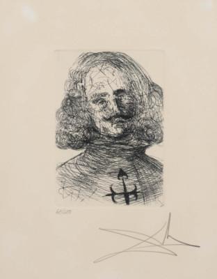 'VELÁZQUEZ' (AUS: 'CINQ PORTRAITS ESPAGNOLS, 1966)