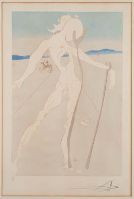 'HOMMAGE À LA MÉDECINE (VESALIUS, 1973)'