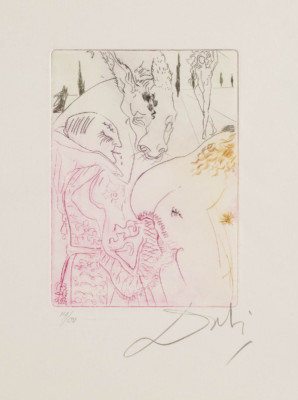 'LA JUMENT DE COMPÈRE PIERRE' (AUS: 'LE DÉCAMERON, 1972)