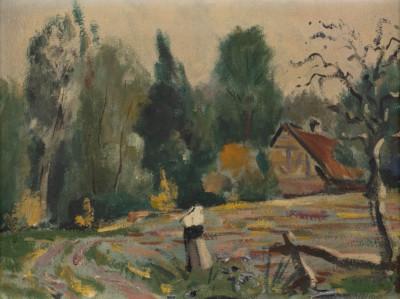 LANDHAUS AM WALDESRAND (1955)